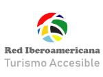 Logotipo de la Red Iberoamericana de Turismo Accesible