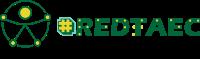 """En la imagen se puede observar el hashtag #REDTAEC r-e-d-t-a-e-c junto al logotipo de la ONU. En julio de 2015 la Unidad de Diseño Gráfico del Departamento de Información Pública de la ONU en Nueva York diseñó un nuevo símbolo de accesibilidad. La figura, con los brazos abiertos, simboliza la inclusión para las personas sin distingo de sus capacidades. El logotipo de accesibilidad fue creado para representar """"accesibilidad"""", incluyendo la accesibilidad de la información, servicios, tecnologías de la comunicación, así como el acceso físico. La mayor fortaleza de este símbolo es independizar el concepto """"accesibilidad"""" y no asociarla con una figura que asociamos naturalmente con """"discapacidad""""."""
